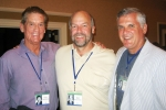 Three amigos... Davy Davidson, Bob Richardson and Dave Shrum... the original Float Trip Boys.