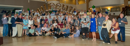 Churchill Classes 1967, 1968 & 1969 Reunion 9/2018