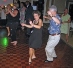 Dan Briddell & wife Connie tearing up the dance floor!